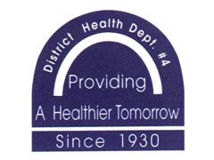 Health Dept #4 Logo