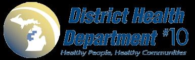 district health #10 logo
