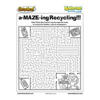 A-MAZE-ing Recycling